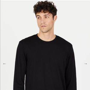 Cotton Citizen Classic Black Crew